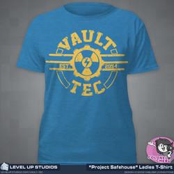 Vault Tec Shirt