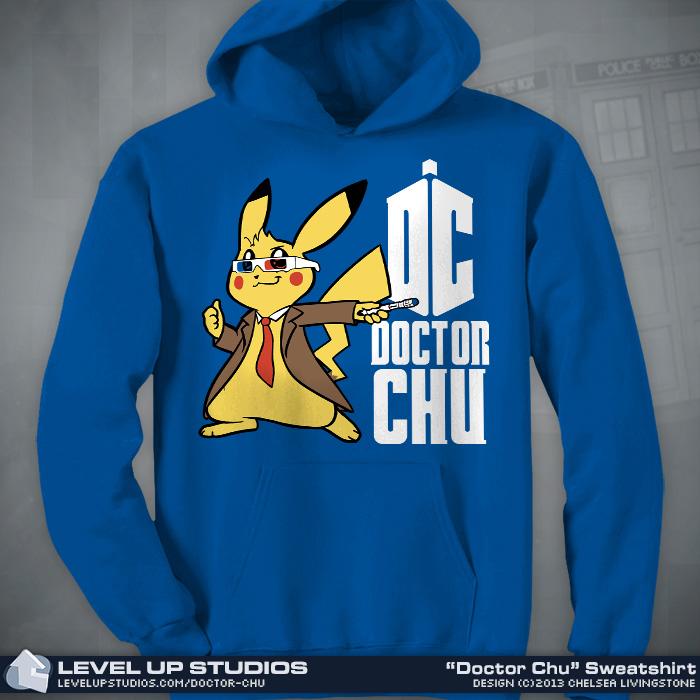 Doctor Chu Hoodie