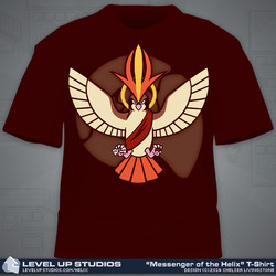 Bird Jesus Shirt