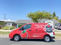 Red Apple Air Truck