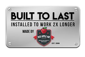 Built To Last Lo   Red Apple Air