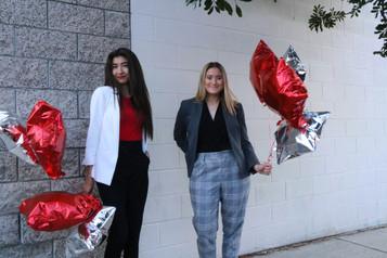 Faith & Natalie Celebrate Women's Day