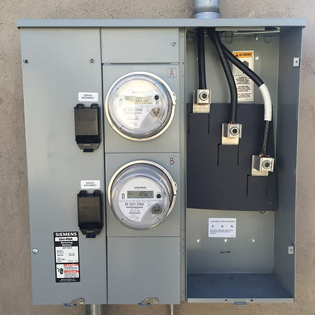 Electrical Panel | Red Apple Air