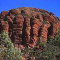 Rock Mountains Australia