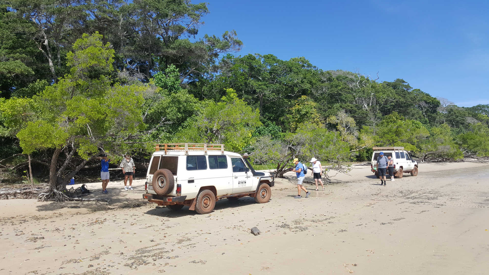 4WD Capeyork Day Tour