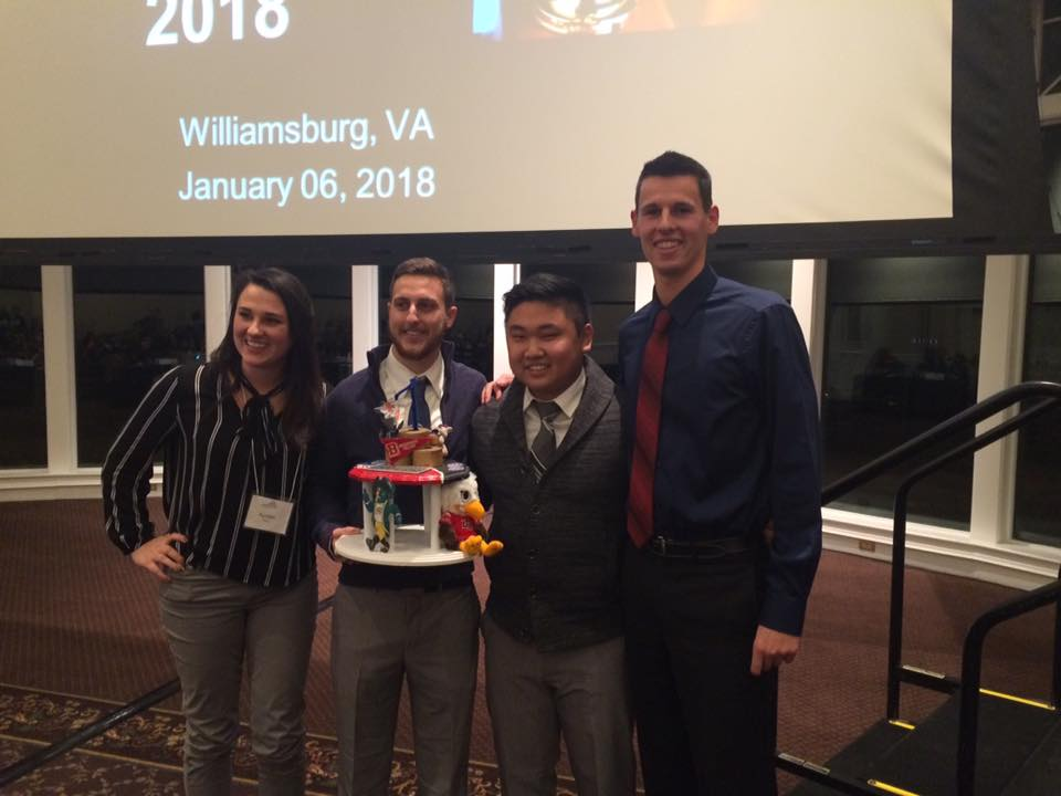 2018 quiz bowl winners liberty univ.