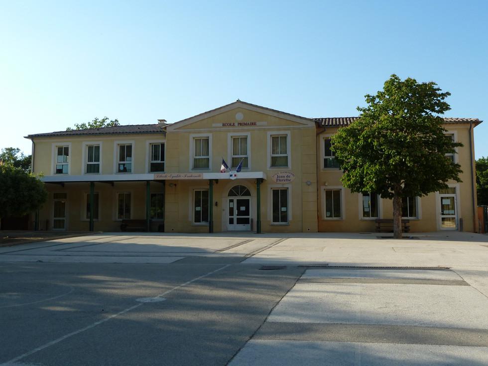 École Primaire Jean de Florette | Plan d'Aups