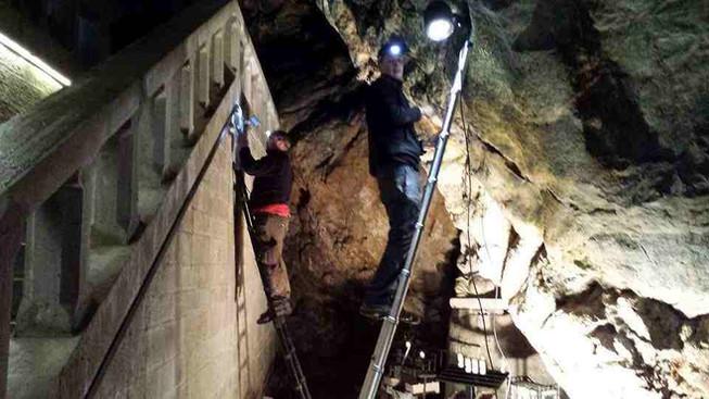 Grotte Sainte-Marie Madeleine | Plan d'Aups