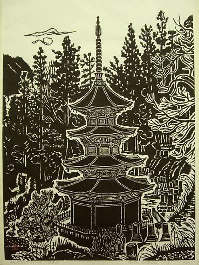 ギャラリー青城は、1975年から宮城県仙台市にて現代版画を営む画廊です。平塚運一氏も紹介しております。