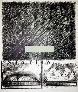 村上善男 Yoshio Murakami『STATION'73』