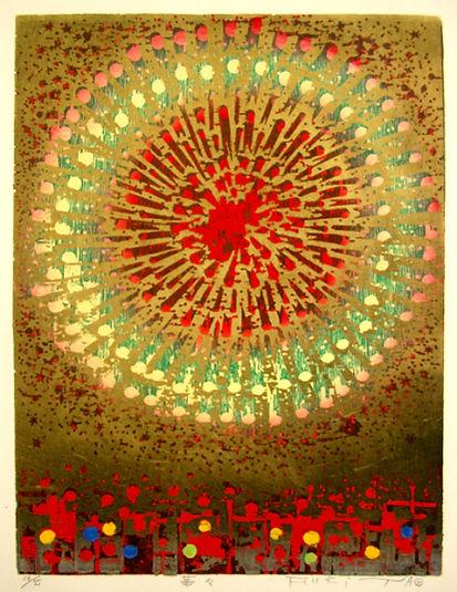 ギャラリー青城は、1975年から宮城県仙台市にて現代版画を営む画廊です。吹田文明氏も紹介しております。