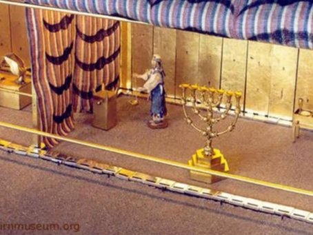 The Tabernacle of Moses (The Holy Place - Part 1)