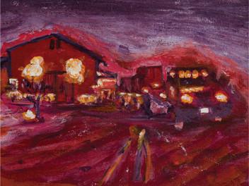 Dubost Winery Artwork  2017 Illumination