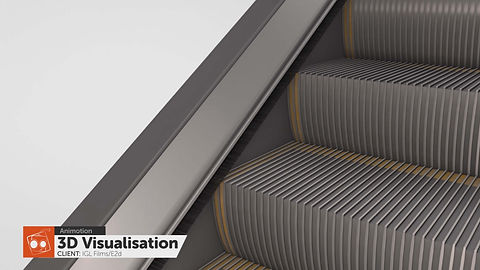 3D Visualization video production