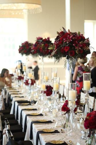Marvelous-Burgundy-Wedding-Reception-Dec