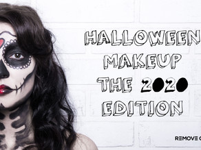 Halloween Makeup Hit's Different This Year - More Focus on the Face