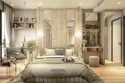 Morning Latte - Bedroom