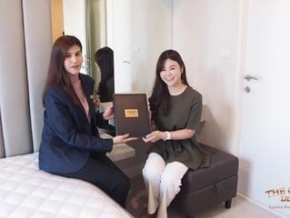 (Review) ห้องลูกค้าโครงการ Niche Pride Petchaburi-Thonglor