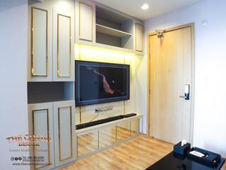 (Review) ห้องลูกค้าโครงการ THE LINE JATUCHAK