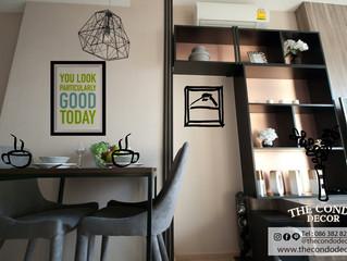 The Condo Décor   ห้องแห่งความสุข  ❤️