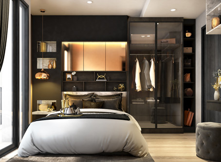 ROSEGOLD LUXURY EVERY BREATH | BANGKOK BUILD-IN PACKAGE