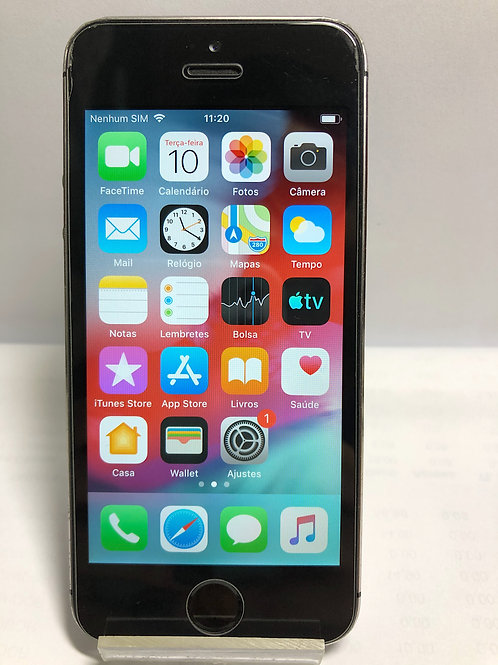 iPhone SE 32gb cinza espacial