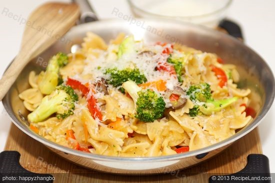 3  pasta