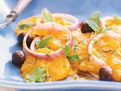 2 Orange Salad