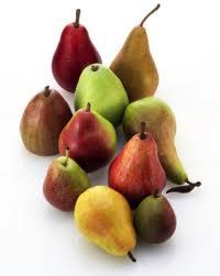 Pears - bartlett
