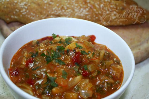02   Eggplant Stew