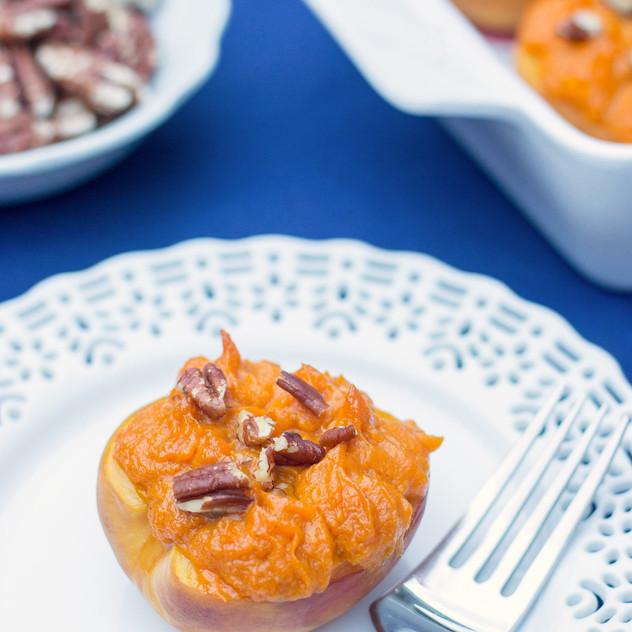 2  Sweet Potato Stuffed Peaches-2