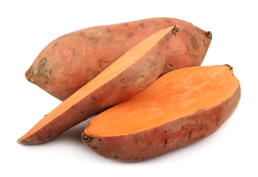 swqeet potatoes - YAM