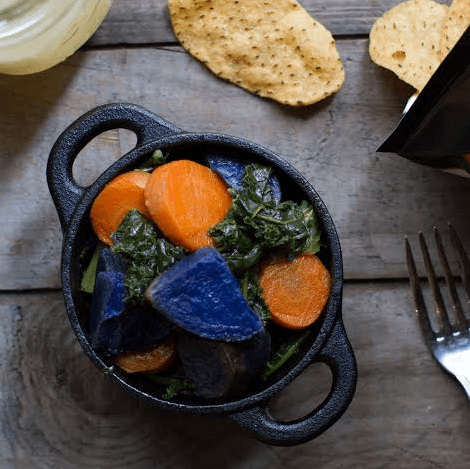3  Roasted-kale-with-purple-potatoes-by-