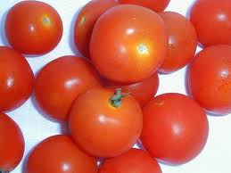 tomatoes - round