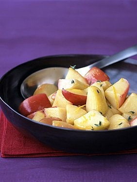2  apples and thyme
