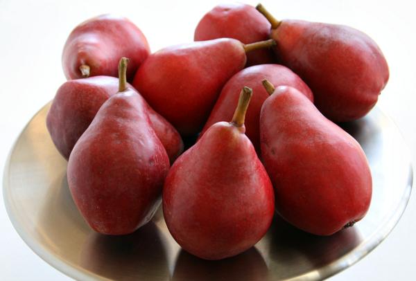 pears starkrimson
