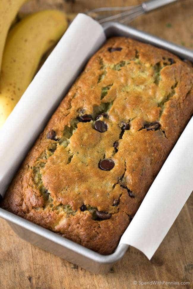 8   Chocolate-Chip-Zucchini-Banana-Bread
