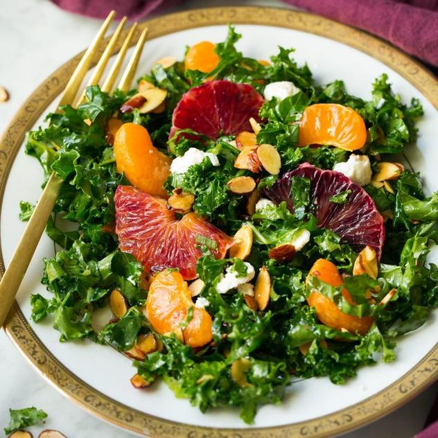 3 Kale Salad