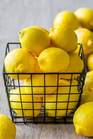 What to do with a lot of Lemons?