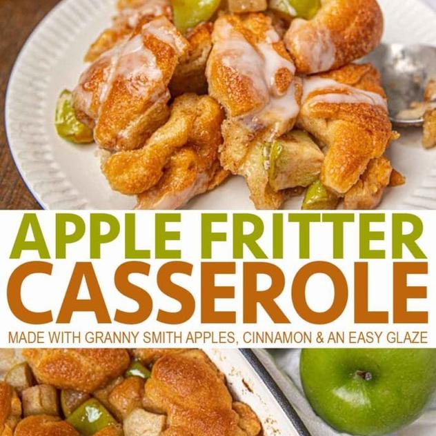 1 Apple Fritter