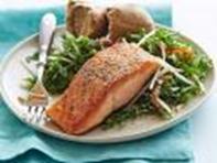 1  Salmon and Kale