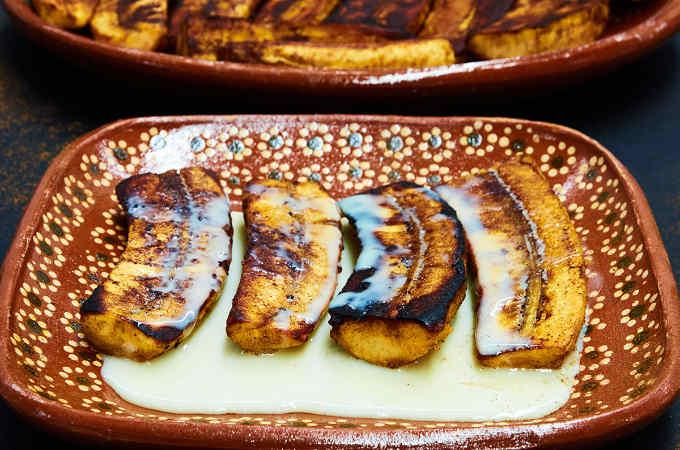 Fried-Bananas-with-Lechera