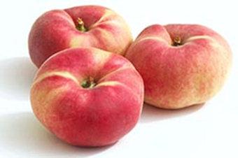 peaches - donut