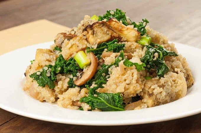 quinoa-roasted-eggplant-kale-mushrooms-6