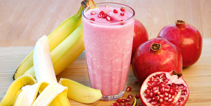 8 Apple-Banana-Pomegranate-Smoothie