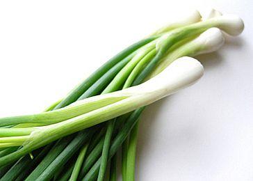 onions - green
