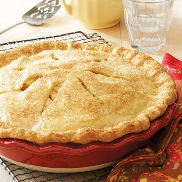 1  apple pie