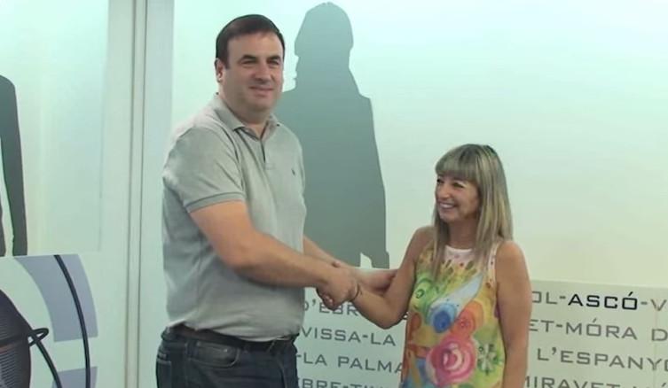 Gemma Carim serà la presidenta del Consell Comarcal de la Ribera d'Ebre fruit de l'acord entre CiU i