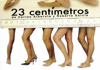 """El grup de teatre de Móra d'Ebre estrena """"23 Centímetres"""""""