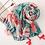 Thumbnail: Hibiscus Print Scarf
